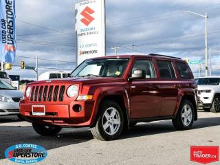 Used 2010 Jeep Patriot North 4X4 for sale in Barrie, ON