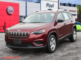 New 2019 Jeep Cherokee Sport for sale in Mississauga, ON