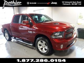Used 2014 RAM 1500 Sport | EXTENDED WARRANTY | HEATED SEATS | KEYLESS for sale in Falmouth, NS