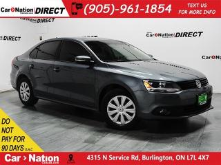 Used 2014 Volkswagen Jetta 2.0 TDI Trendline+| DIESEL| HEATED SEATS| for sale in Burlington, ON