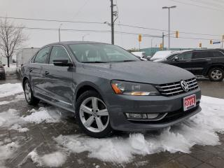 Used 2013 Volkswagen Passat Comfortline**Power Sunroof**Diesel** for sale in Mississauga, ON