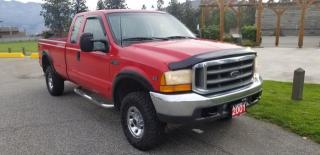 Used 2001 Ford F-350 SD XLT SUPERCAB LONG BE for sale in West Kelowna, BC