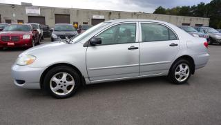 Used 2005 Toyota Corolla CE Automatic Certified 2Yr Warranty *One Owner*Extra Set of Tires* for sale in Milton, ON