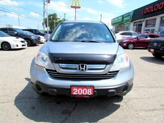 Used 2008 Honda CR-V EX-L Leather Navigation Certified 2 YR Warranty for sale in Milton, ON