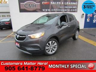 Used 2018 Buick Encore Preferred  CAMERA POWER SEAT  BT-STREAM APPLE-PLAY CLIMATE for sale in St. Catharines, ON