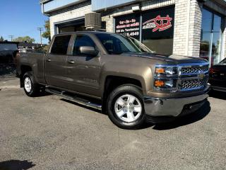 Used 2015 Chevrolet Silverado 1500 LT CREW CAB 5.3L 4WD for sale in Longueuil, QC