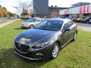 Used 2014 Mazda MAZDA3 GS-SKY~ALLOY WHEELS~BACK-UP CAM.~CERTIFIED for sale in Toronto, ON