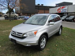 Used 2011 Honda CR-V EX~LOW MILEAGE~EXTRA CLEAN~CERTIFIED! for sale in Toronto, ON