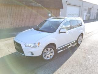 Used 2010 Mitsubishi Outlander GT for sale in Burlington, ON