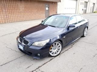 Used 2008 BMW 5 Series 550i for sale in Burlington, ON