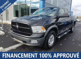 Used 2011 RAM 1500 SLT for sale in Longueuil, QC