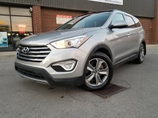 Used 2015 Hyundai Santa Fe XL XL PREMIUM 7 PASSENGERS AWD BACK UP CAM!!! for sale in North York, ON