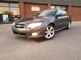 Used 2009 Subaru Legacy 3.0R ALL WHEEL DRIVE PADDLE SHFTER for sale in North York, ON