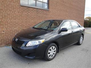 Used 2010 Toyota Corolla CE for sale in Oakville, ON