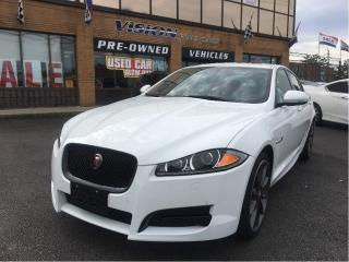 Used 2015 Jaguar XF Sport / LUXURY / AWD / NAVIGATION for sale in North York, ON