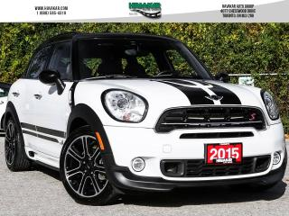 Used 2015 MINI Cooper Countryman Cooper S   JCW PACKAGE for sale in North York, ON