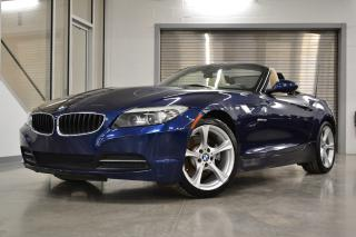 Used 2011 BMW Z4 sDrive30i for sale in Laval, QC
