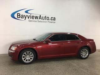 Used 2013 Chrysler 300 Touring - REMOTE START! HTD LTHR! PANOROOF! U-CONNECT! for sale in Belleville, ON