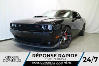 Used 2018 Dodge Challenger R/T 392 SCAT PACK SHAKER * SUPER BEE * I for sale in Laval, QC