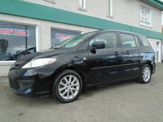 Used 2008 Mazda MAZDA5 Familiale 4 portes, boîte manuelle, GS for sale in St-Jérôme, QC