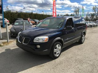 Used 2007 Pontiac Montana Sv6 FWD for sale in Newmarket, ON