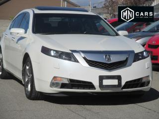 Used 2011 Acura TL SH-AWD with Tech Package for sale in Ottawa, ON