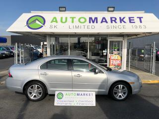 Used 2006 Ford Fusion V6 SEL Htd. LEATHER! WE FINANCE EVERYONE! for sale in Langley, BC