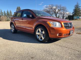 Used 2011 Dodge Caliber Rush Edition/Sunroof/Alloys/New Tires for sale in Winnipeg, MB