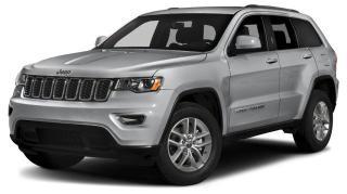 Used 2018 Jeep Grand Cherokee Laredo for sale in Ottawa, ON