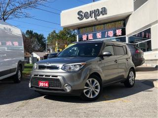 Used 2014 Kia Soul EX+ for sale in Toronto, ON