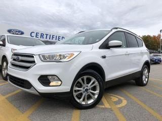 Used 2018 Ford Escape SEL for sale in Barrie, ON