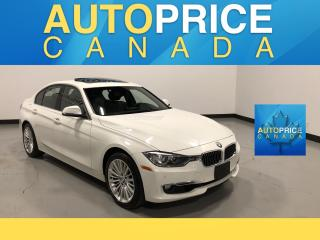 Used 2015 BMW 328i xDrive NAVIGATION|LEATHER|XENON for sale in Mississauga, ON