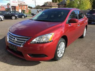 Used 2015 Nissan Sentra SV/HEATED SEATS/BACK-UP CAMERA/ALLOYS for sale in Guelph, ON