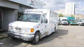 Used 2007 Ford E350 Ambulance for sale in North York, ON