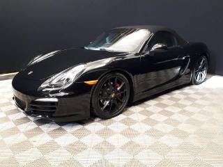 Used 2015 Porsche Boxster CPO | Ext. Warranty | Sport Chrono | Manual | BOSE for sale in Edmonton, AB
