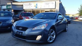 Used 2011 Hyundai Genesis Coupe Premium for sale in Etobicoke, ON