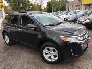 Used 2011 Ford Edge SEL/ NAVI/ SUNROOF/ LEATHER/ REMOTE STARTER! for sale in Scarborough, ON
