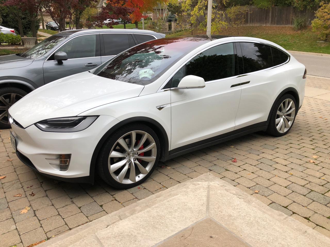 2016 Tesla Model X P90D -  LUDICROUS