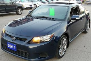 Used 2011 Scion tC for sale in Hamilton, ON