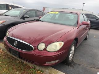 Used 2005 Buick Allure CX for sale in Burlington, ON
