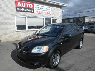 Used 2007 Pontiac Wave for sale in St-Hubert, QC