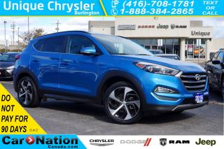 Used 2016 Hyundai Tucson LIMITED| 1.6T| AWD| NAV| PANORAMIC SUNROOF & MORE for sale in Burlington, ON