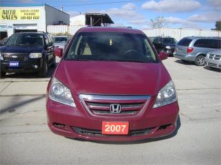 Used 2007 Honda Odyssey EX for sale in London, ON