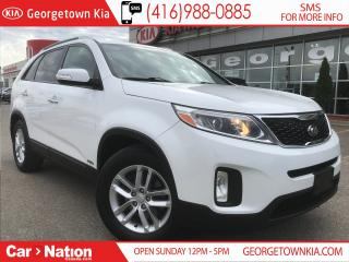 Used 2015 Kia Sorento LX | AWD | HTD SEATS | ALLOY WHEELS | BLUETOOTH for sale in Georgetown, ON