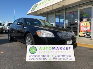 Used 2009 Buick Lucerne CXL TOP OF THE LINE! LUXURY! for sale in Langley, BC