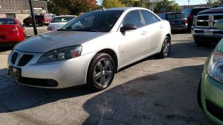 Used 2008 Pontiac G6 GGT for sale in Sarnia, ON