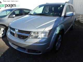 Used 2009 Dodge Journey *Clean Carproof* Certified w/ 6 Month Warranty for sale in Brantford, ON