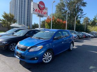 Used 2009 Toyota Matrix AUTOMATIC for sale in Cambridge, ON