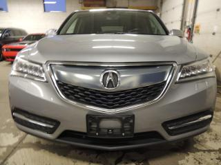 Used 2016 Acura MDX NAVI, LANE ASSIST, BACK UP CAMERA for sale in Mississauga, ON