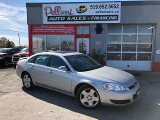 Used 2008 Chevrolet Impala SS, 5.3L V8, BOSE SOUND SYSTEM for sale in London, ON